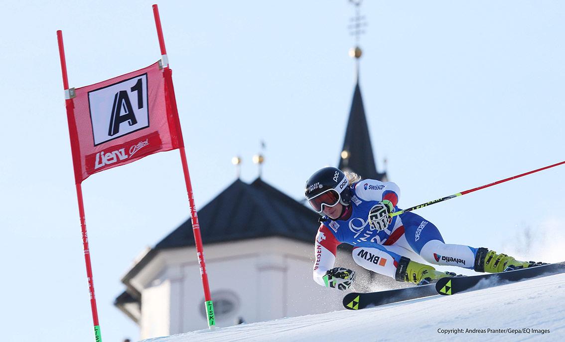 FIS Alpine Ski World Cup in Lienz, Österreich (Dez 2015)