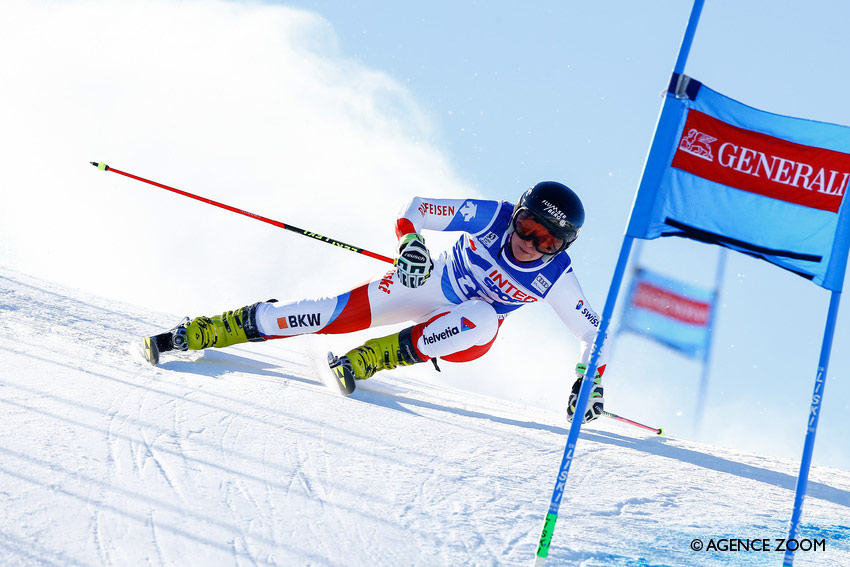 FIS Alpine Ski World Cup in Sestriere, Italien (Dez 2016)