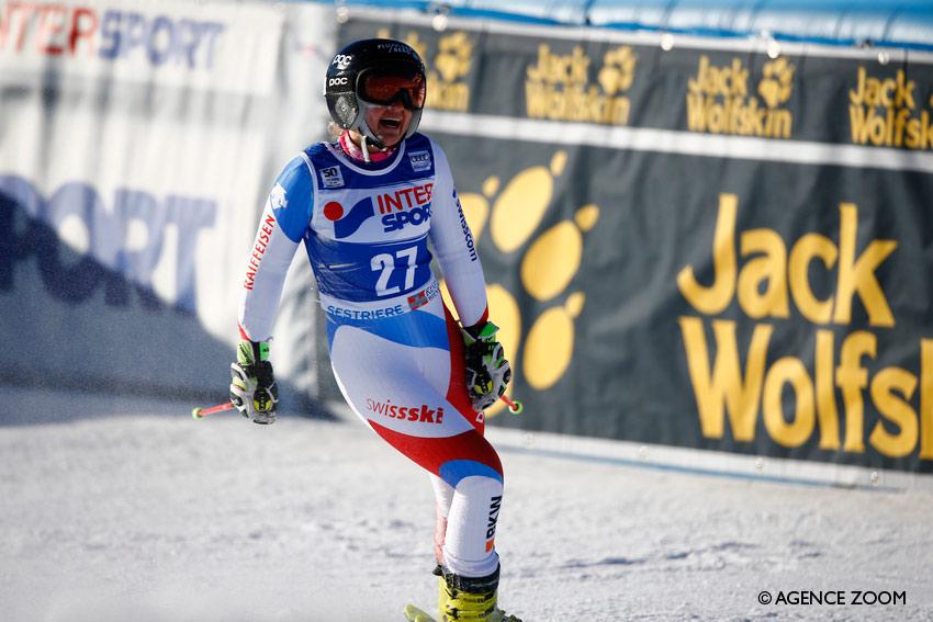FIS Alpine Ski World Cup in Sestriere, Italien (Dez 2016)