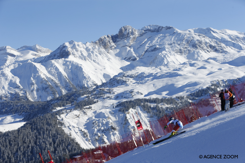 Ski World Cup in Courchevel, FRA 2017